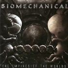 The Empires of the Worlds by Biomechanical (CD, Nov-2006, Phantom Import Distribution)