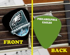 Champions Guitar Picks 2018 36 picks Philadelphia Eagles Super Bowl LII