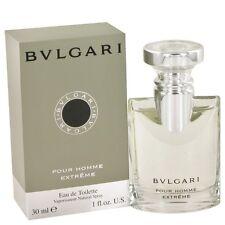BVLGARI EXTREME Pour Homme 1.0 oz EDT Spray Mens Cologne 30 ml Tester