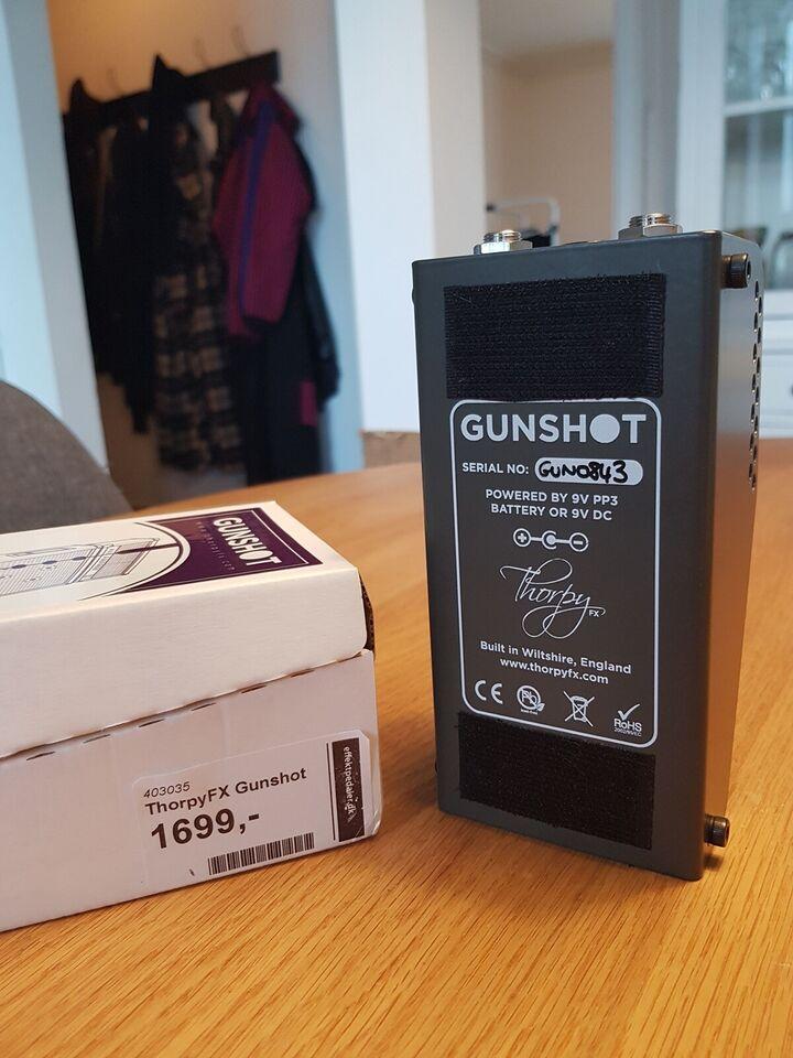 Thorpy FX Gunshot