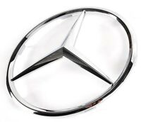Mercedes-benz Front Grill Star Emblem Genuine Original R Cl Ml And Sl Class