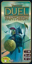 7 Seven Wonders Duel, Espansione Pantheon, Nuova, Edizione Italiana