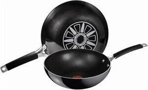 tefal jamie oliver wokpfanne pfanne 28 cm neu und ovp ebay. Black Bedroom Furniture Sets. Home Design Ideas