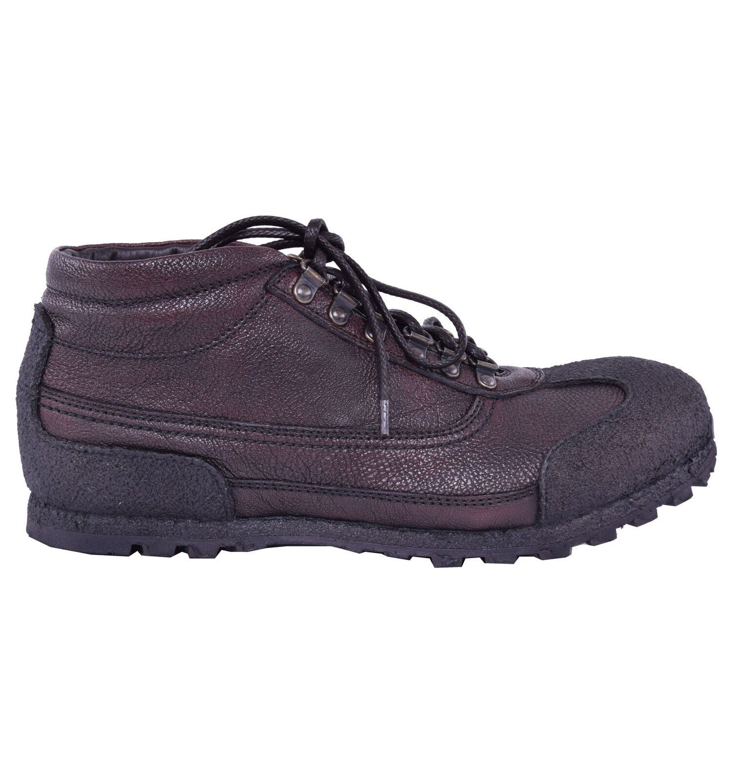 Dolce & Gabbana Bergsteiger-Stil Ankle Boots Shoes Braun Boots Brown 03831