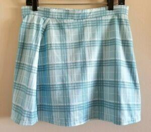 Womens sz 6 Adidas Climacool Skort Skirt Tennis Golf  (shorts under)