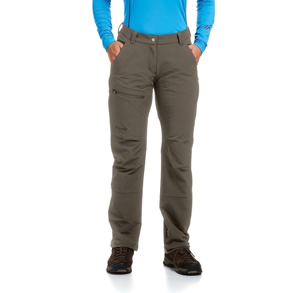 Maier Sports Helga señora invierno pantalones Teak   calidad auténtica