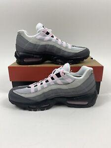 Nike Air Max 95 Prm Black Pink Foam Gunsmoke Cj0588 001 Mens Sz 9 5 Brand New Ebay