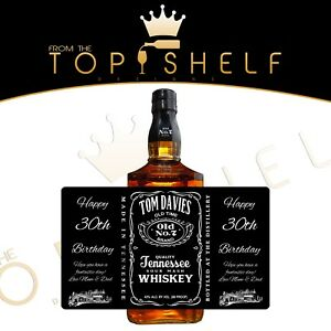 personalised-whiskey-whisky-bourbon-tennessee-JD-label-birthday-any-occasion