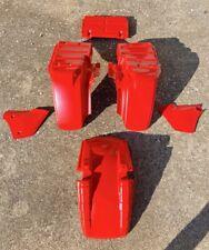 NEW HONDA ATC250ES ATC 250ES BIG RED LEFT AND RIGHT REAR FENDER SET 85-87 250