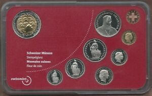 Zwitserland-2000-FDC-of-BU-set-Switzerland-Suisse-Svizzera-Schweiz