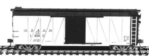 Tichy Train Group paquete de seis Usra ss reconstruido vagones calcomanías Ho