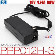 HP NOTEBOOK NETZTEIL AC ADAPTER PSU PPP012H-S A090A00AL-HW01 19V 4.74A 608428