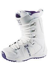 Women's Rome Smith Snowboard Boots - 2011 - 5.5 UK - White/Purple (Ex-Demo)