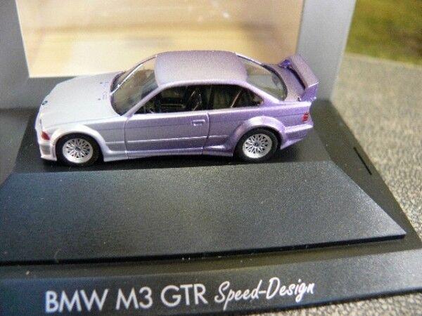 1 87 Herpa BMW M3 GTR Speed-Design PC-Box 184182
