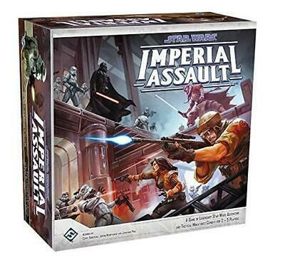 Single Star Wars Imperial Assault Miniatures Game Components Unpainted