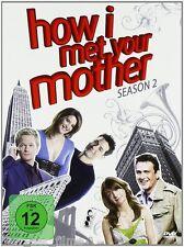 HOW I MET YOUR MOTHER, Season 2 (3 DVDs) NEU+OVP