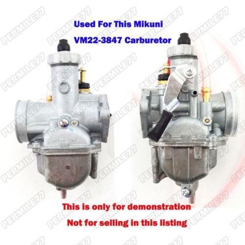 26mm Mikuni VM22 Carburetor Float Bowl Seal Gasket For 125cc 140cc Pit Dirt Bike