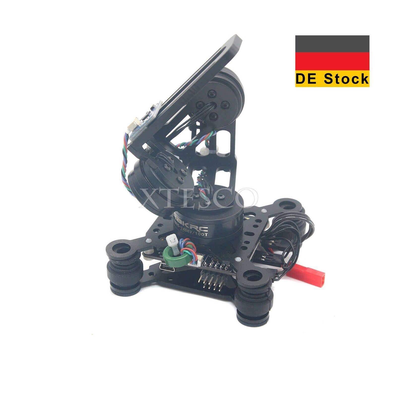 prezzo basso Storm 32 FPV FPV FPV Brushless Gimbal GoPro telecamera PTZ STABILIZER Motors 32 controller XS  promozioni