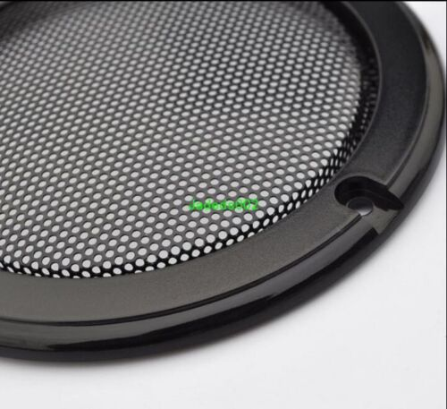 """2pcs 5/""""inch speaker grille Car Audio protection cover Decorative circle 153mm"""