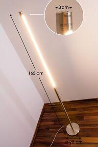 lampadaire led luminaire design lampe de sol variateur lampe sur pied 129213 ebay. Black Bedroom Furniture Sets. Home Design Ideas
