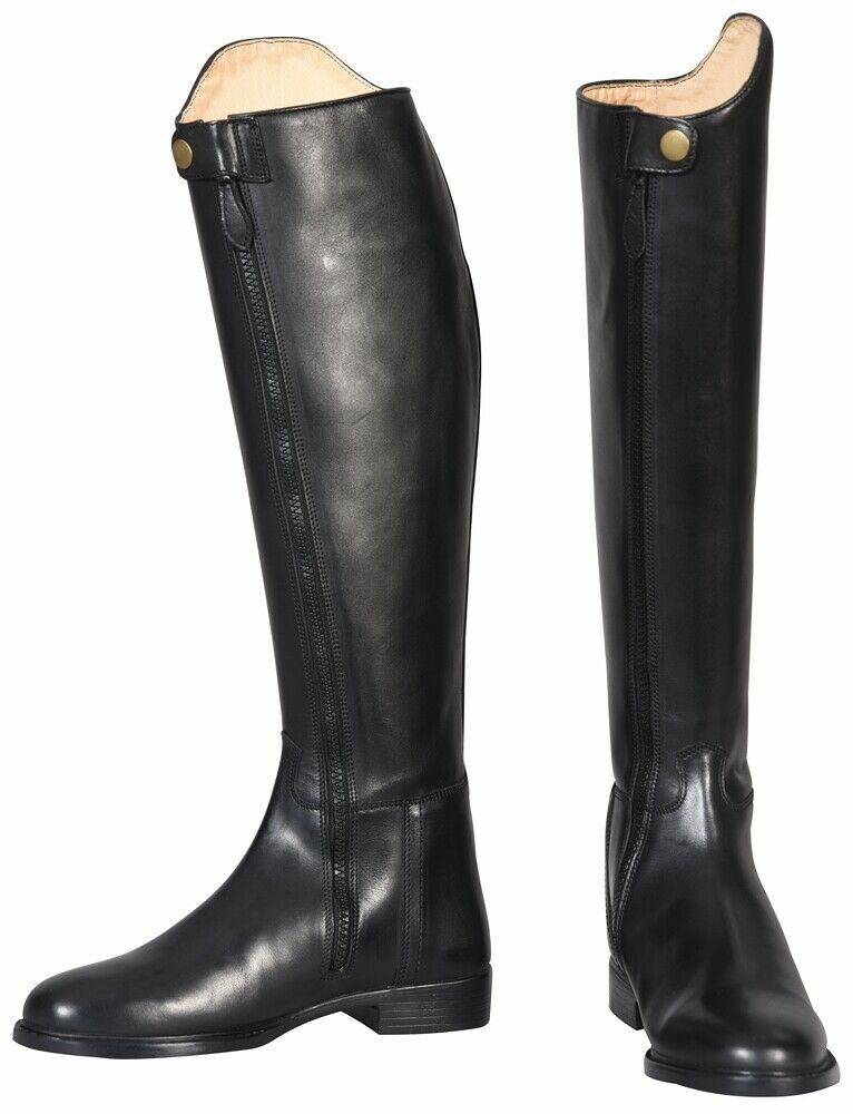 TuffRider  Ladies Piaffe Dressage Boots  first time reply