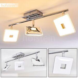 Flur Küchen Strahler LED Decken Leuchten edle Wohn Schlaf Raum Lampe verstellbar