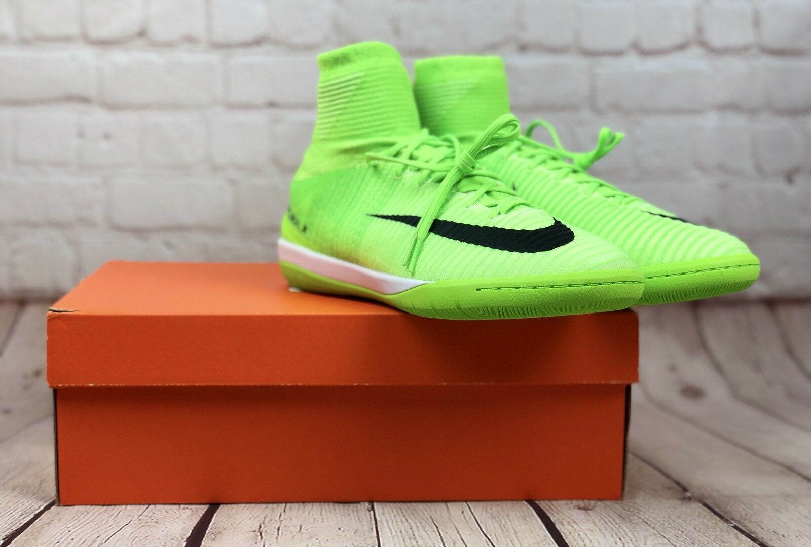 nike nike nike soccer intérieur mercurialx proximo ii df ic chaussures taille 10 831976-305 hommes 834c82
