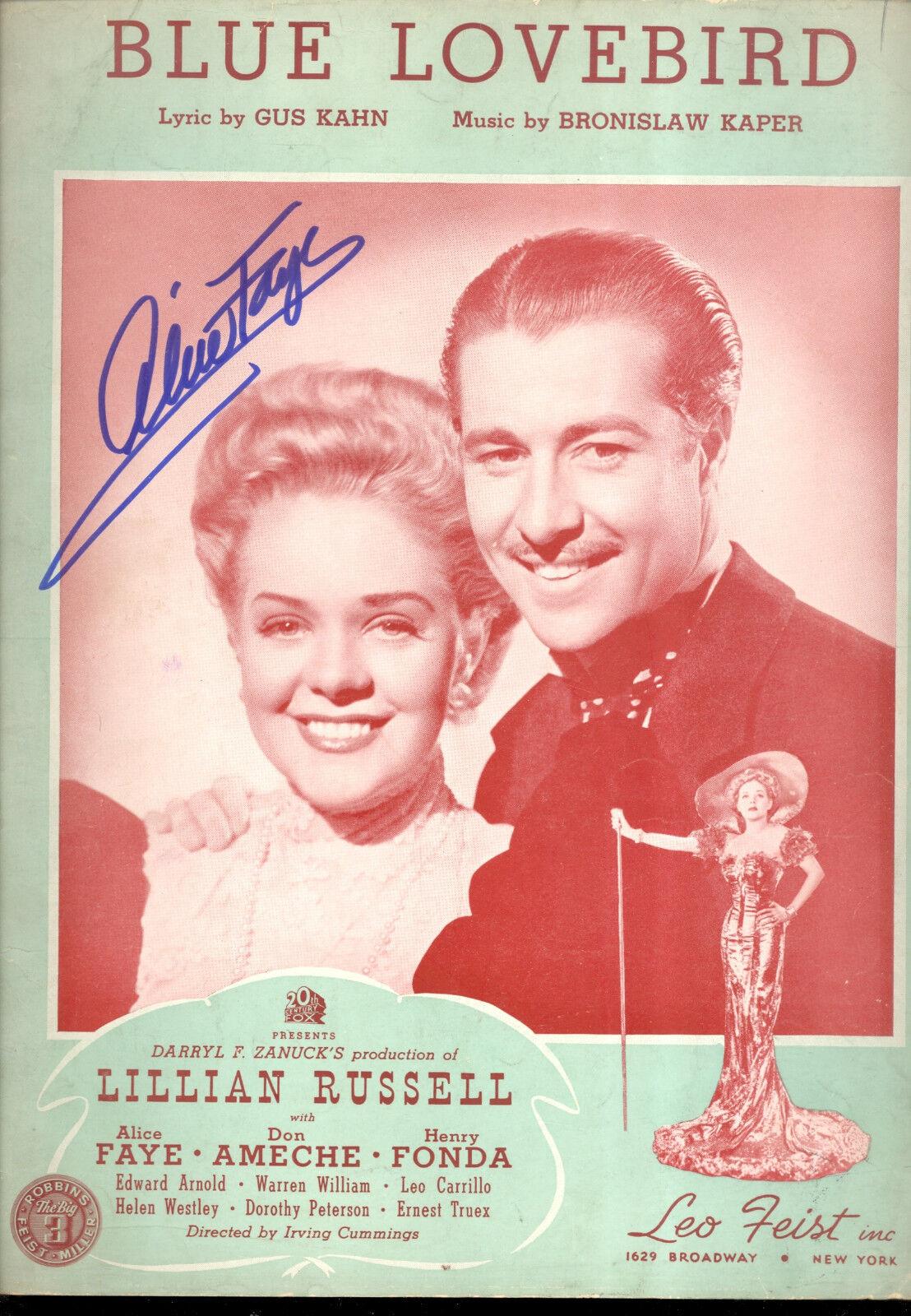 LILLIAN RUSSELL Sheet Music