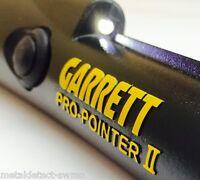 Garrett Pro Pointer Ii Metal Detector Pinpointer Probe Authorized Dealer