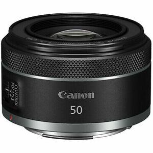 Canon RF 50mm F1.8 STM Standard Lens