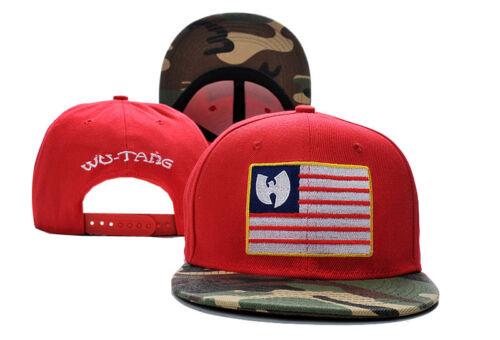 Wu Tang Snapback Cap Men Women Adjustable Baseball Sports Hat Hip Hop Caps
