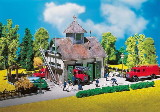 Faller H0 130268 Country Fire Station New