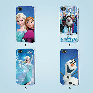 Disney s Frozen Anna iphone case