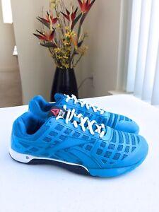 13678e879d43 Reebok Crossfit Nano 3.0 Womens Training Running Shoe V59943 Sz 9.5 ...