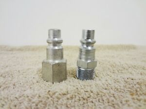 Milton 1837 H Style Quick Disconnect Coupler Fitting 3/8 ...