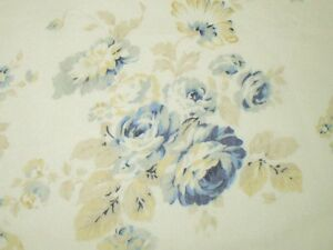 Cottage-Shabby-Chic-Lecien-Durham-Quilt-Revival-30821-70-Cream-Fabric-BTY