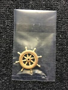 Details about Amati 4353/20 Ships Wheel Wood 20mm - Model Boat Fittings