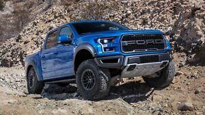 Blue Ford Raptor >> Details About 2019 Ford F 150 Raptor Blue Poster 24 X 36 Inch