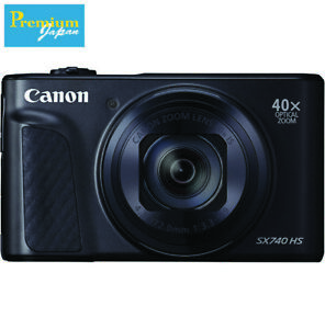 Canon Powershot Sx740 Hs Compact Digital Camera Black Japan Domestic Version New 4549292119008 Ebay