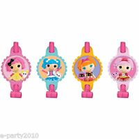 Lalaloopsy Blowouts (8) Birthday Party Supplies Favors Dolls Mga Entertainment