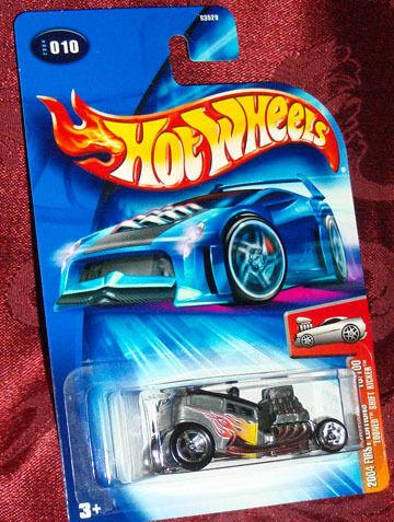 Hot Wheels 2004 ZAMAC Tooned Shift Kicker FE #10 //100