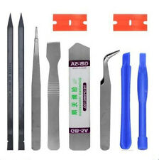 10 in1 Mobile Repair Pry Screwdriver For Cell Phone iPhone Opening Tools Kit Set
