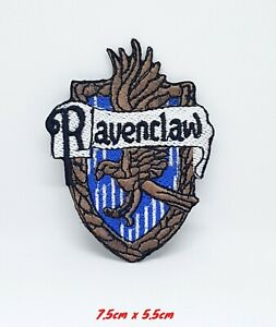 Harry-Potter-Ravenclaw-Iron-Sew-on-Embroidered-Patch-917