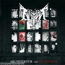 Tavaron - Architektur des Schmerzes CD (Black & Pagan Metal Sammlung,Taake)