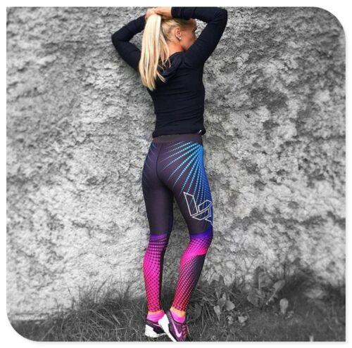 Sport Leggings Women Yoga Pants Workout Fitness Clothing Jogging Running