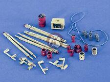 Verlinden 1/72 US Navy Carrier Deck Equipment and Accessories Set [Diorama] 2459