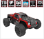 REDCAT-BLACKOUT-XTE-MONSTER-TRUCK-OFF-ROAD-ELECTRIC-RADIO-CONTROLLED-1-10 miniature 1