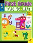 First Grade Reading & Math by Creative Teaching Press (Paperback / softback, 2013)