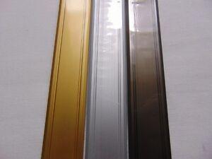 Gut gemocht Übergangsprofil Aluminium SUPERFLACH 2 mm selbstklebend DJ33