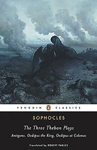 The-Three-Theban-Plays-039-Antigone-039-039-Oedipus-the-King-039-by-Sophocles-Paperback